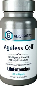 GEROPROTECT Ageless Cell 30 kaps Life Extension