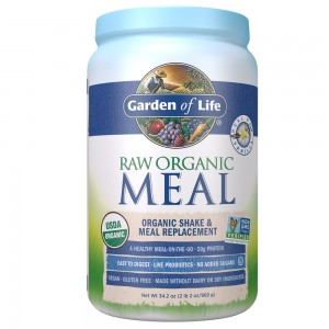 Raw Organic Meal Garden Of Life 969g