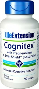 Cognitex with Brain Shield 90 kapsułek Life Extension
